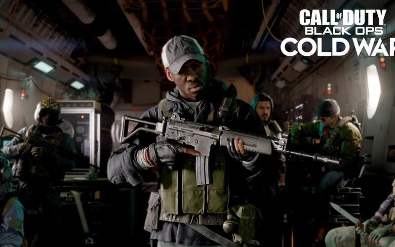 Владельцы PS5 получат преимущество в Call of Duty: Black Ops Cold War