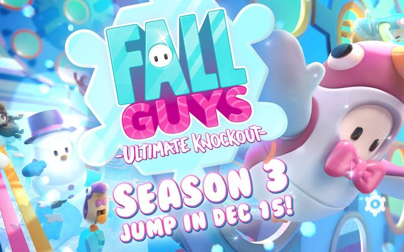 Fall Guys Season 3 полон багов