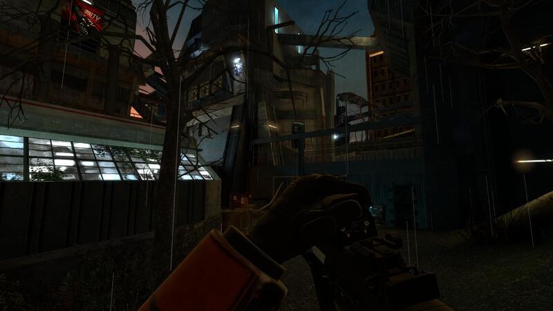 Мод Half Life 2: Raising the Bar Redux Division 1.2 доступен для скачивания