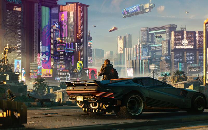 Настройки Cyberpunk 2077, которые лучше отключить