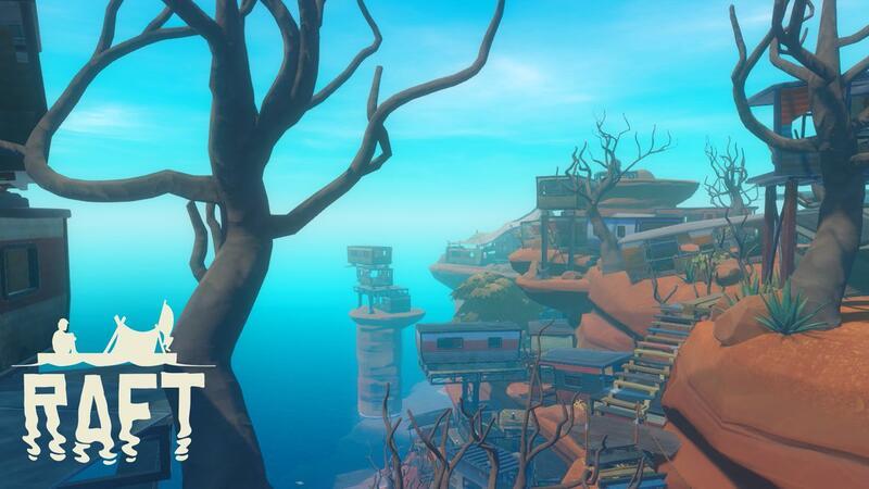 Разработчики Raft тизерят новые предметы из Третьей главы