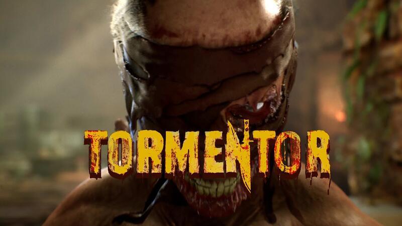 TORMENTOR - новая игра от разработчиков AGONY, SUCCUBUS и PARANOID