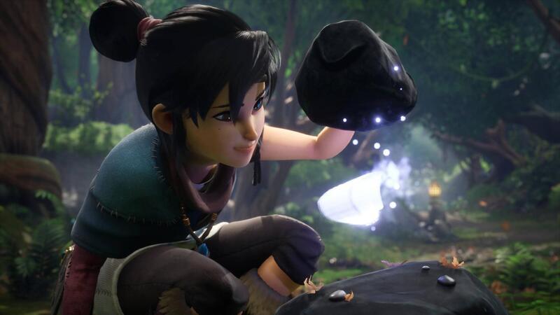 Опубликованы новые скриншоты для Kena: Bridge of Spirits