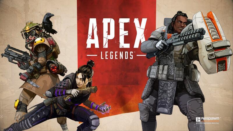 Apex Legends может выйти на Nintendo Switch