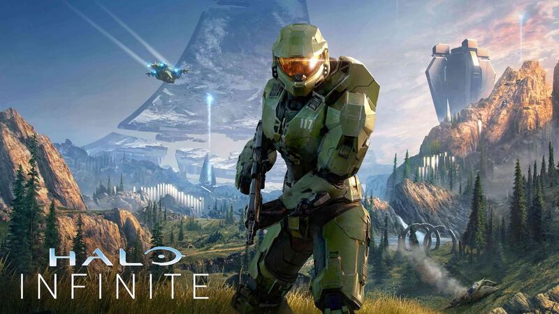 Дата выхода Halo Infinite