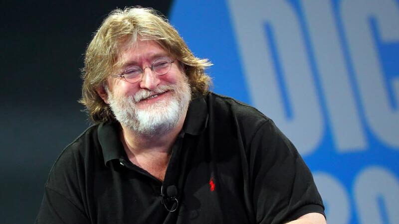 Гейб Ньюэлл подтверждает, что Valve разрабатывает несколько новых игр