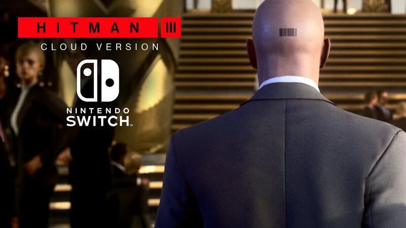 Hitman 3 выйдет на Nintendo Switch