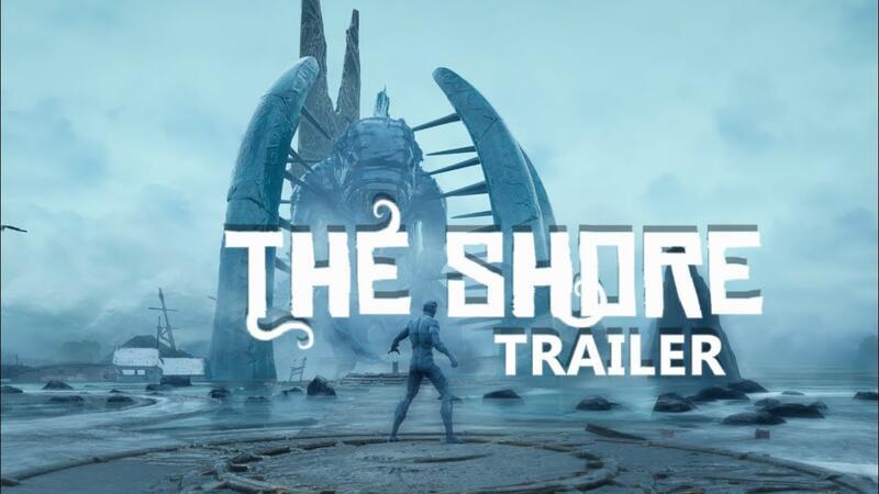 The Shore - игра ужасов в стиле Лавкрафта выйдет 19 февраля
