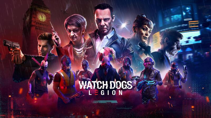 Информация о мультиплеере Watch Dogs: Legion