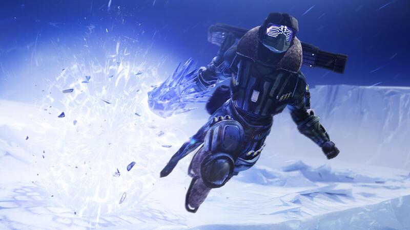 Информация по обновлению Destiny 2