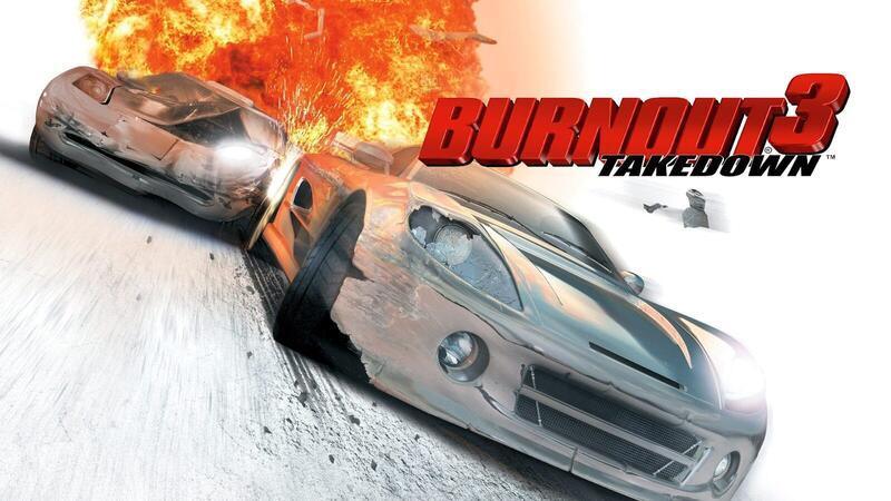 Некто работает над ремейком Burnout 3 на основе Grand Theft Auto 5