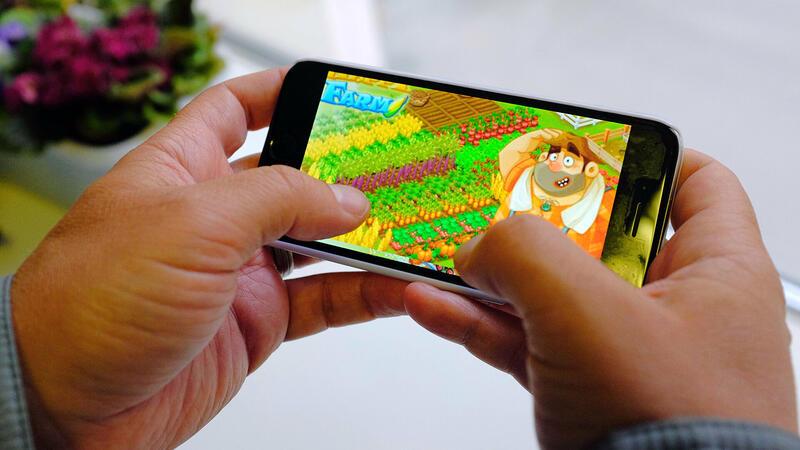 Мобильные игры становятся популярнее с каждым днем