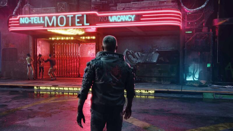 Мод от третьего лица для Cyberpunk 2077 доступен для скачивания