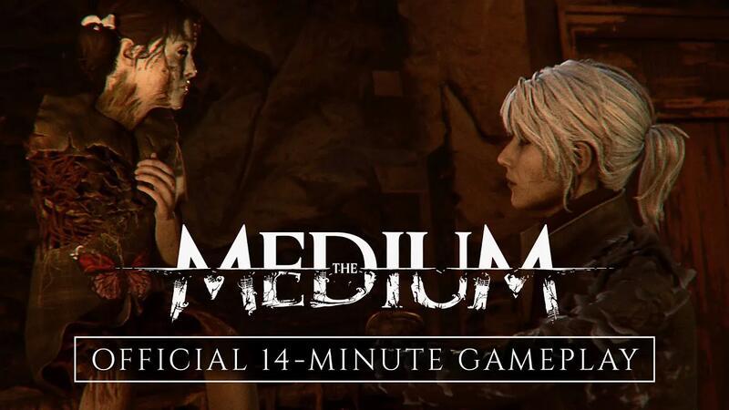 Новые кадры геймплея The Medium