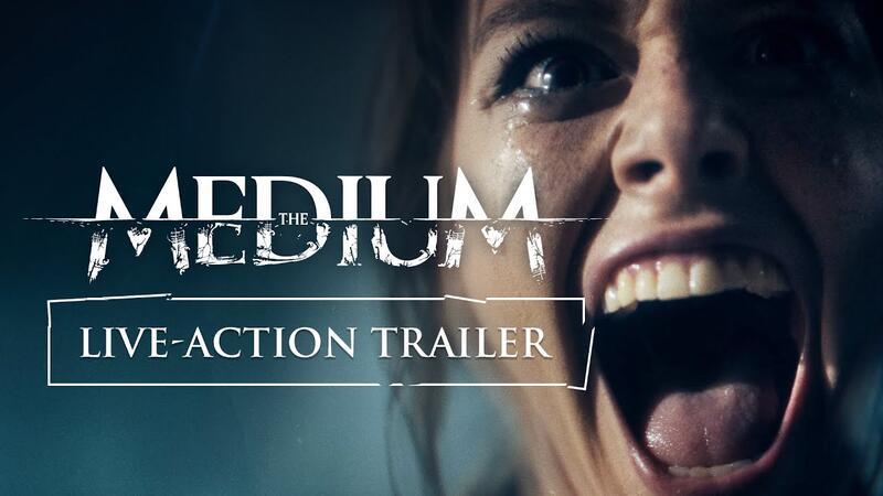 Официальный трейлер The Medium