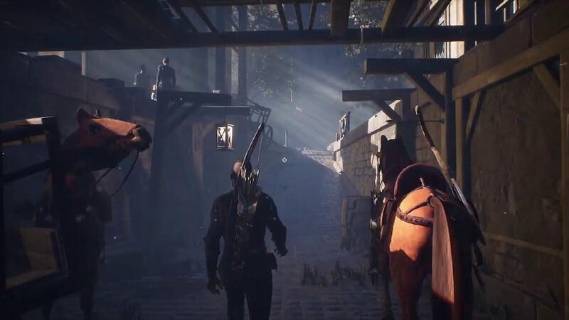 Robin Hood - Builders Of Sherwood - это новая приключенческая ролевая игра и градостроитель