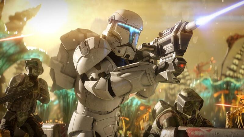 Star Wars: Battlefront 2 побила рекорд по количеству игроков