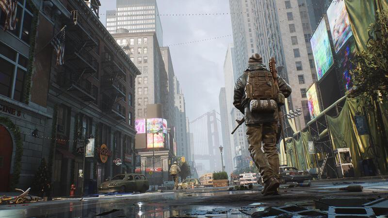 The Day Before - новая MMO-игра на выживание с открытым миром