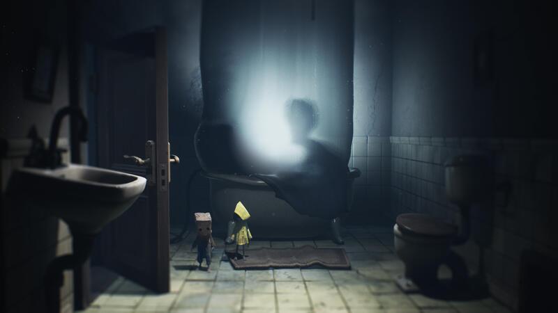 Выпущена бесплатная демоверсия Little Nightmares 2 для ПК