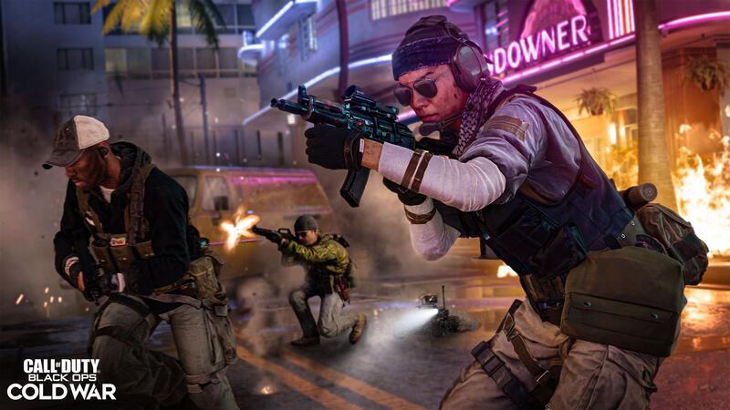 Вышел новый патч для Call Of Duty: Black Ops Cold War