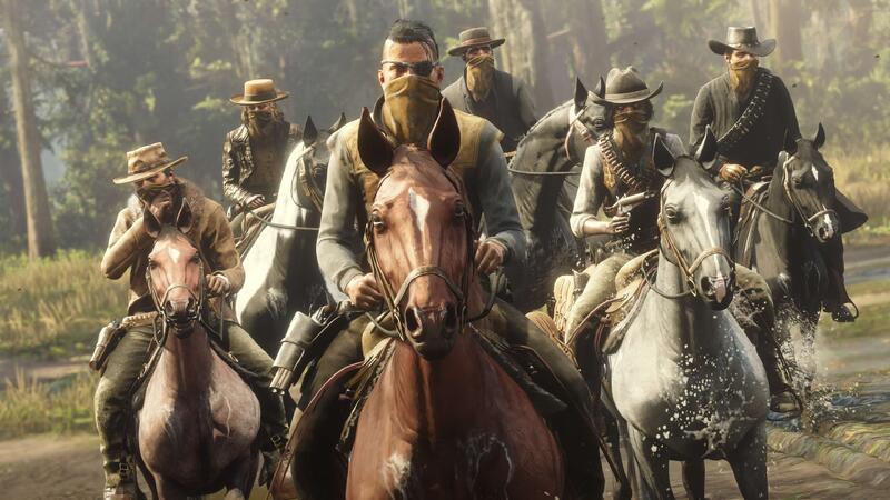 Вышел новый патч для Red Dead Online