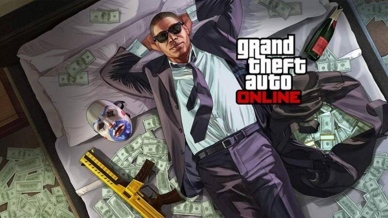 Вышло новое обновление GTA Online