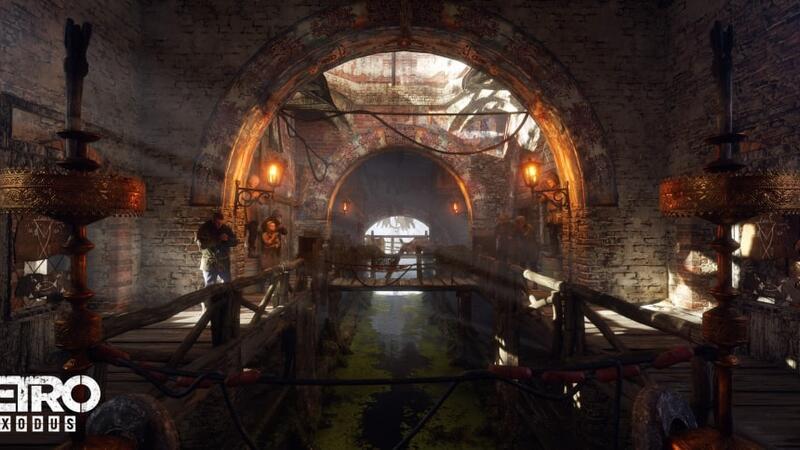 Анонсировано расширенное издание Metro Exodus с новой системой освещения и полноценной трассировкой лучей