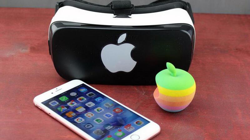 Apple VR может стоить более 200 000 рублей!