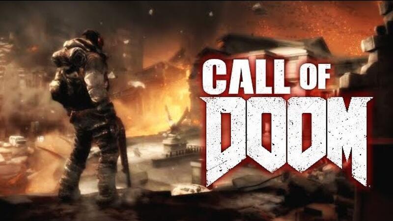 Мод Call of DOOM: Black Warfare теперь доступен для скачивания