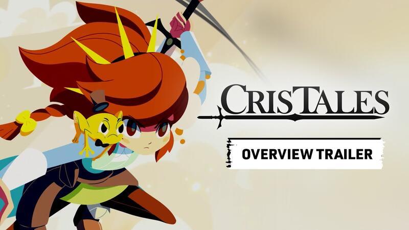 Cris Tales JRPG Cris Tales выйдет в апреле с новым трейлером