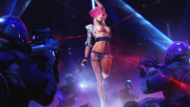 Новый мод для Cyberpunk 2077 улучшает звук
