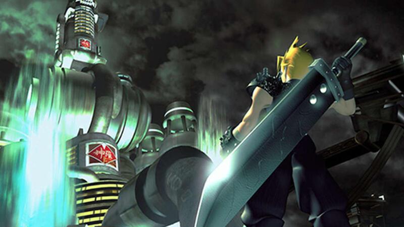 Final Fantasy VII получает новый HD-мод улучшенный при помощи нейросетей