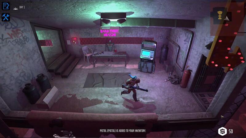 Игра Trashed вышла в раннем доступе Steam