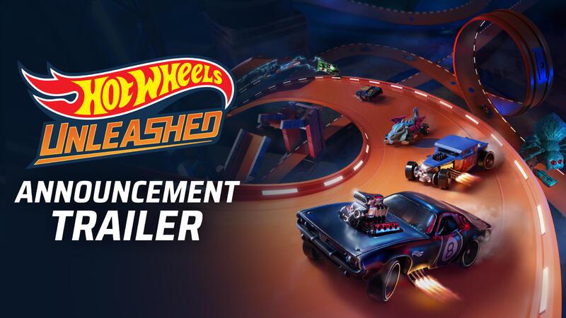 Milestone работает над гоночной игрой Hot Wheels, которая выйдет в сентябре