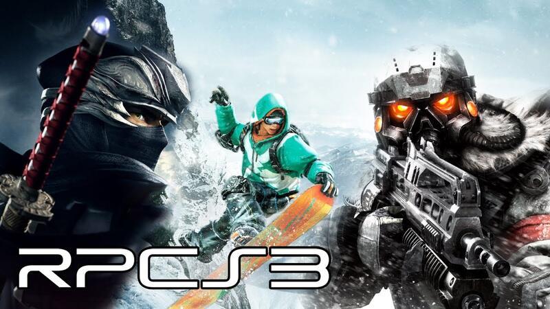 Новая версия эмулятора PS3 улучшает производительность в SSX, Killzone 2 и 3