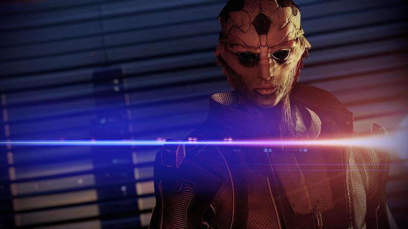 Опубликованы системные требования Mass Effect Legendary Edition