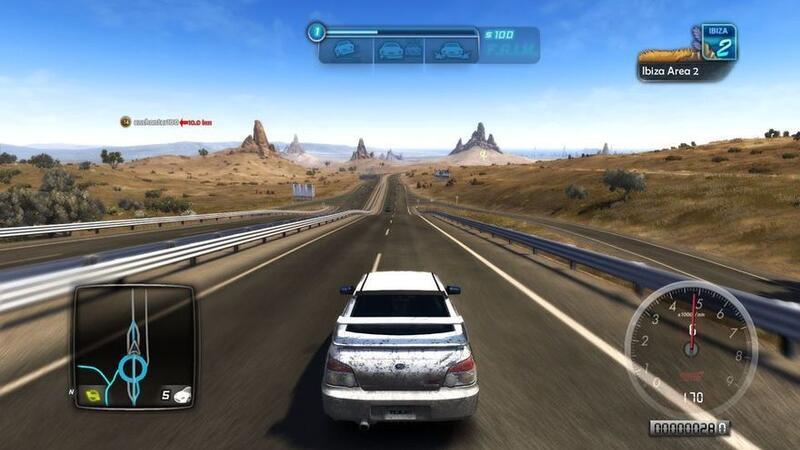 Test Drive Unlimited 2 получает многопользовательский мод