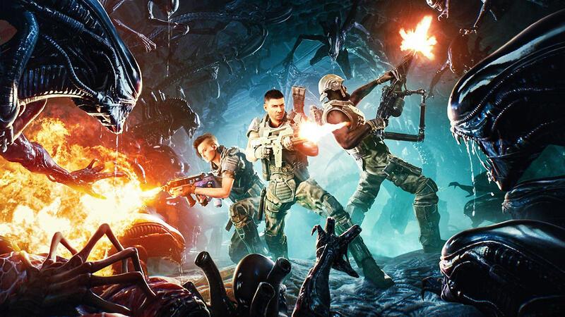 Aliens: Fireteam - новый кооперативный шутер от третьего лица на выживание намечен на лето 2021