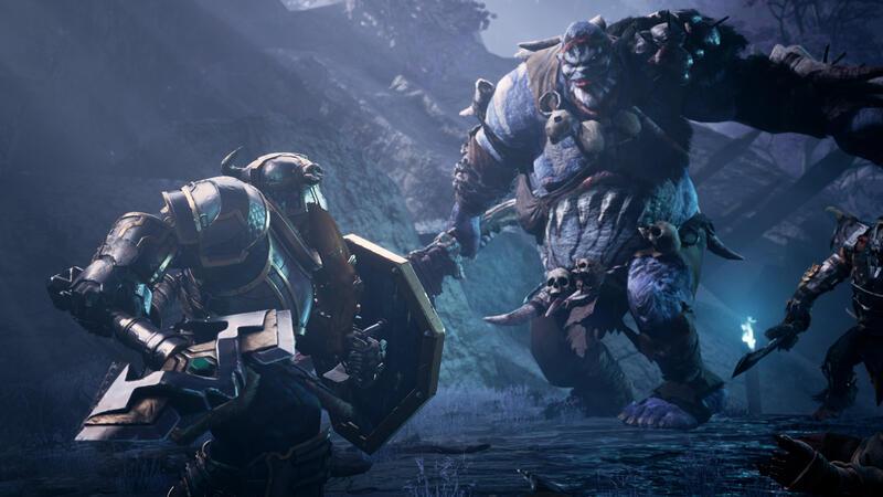 Кооперативная ролевая игра Dungeons & Dragons: Dark Alliance выйдет 22 июня