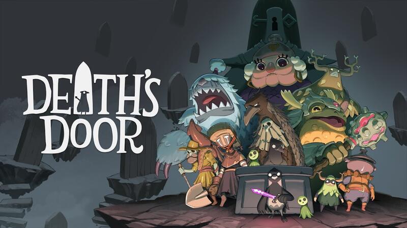 Death's Door - новое приключение в жанре фэнтези