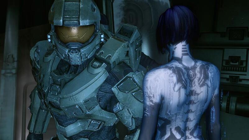 Крутой мод от третьего лица для Halo 4