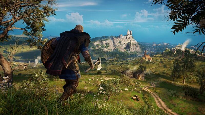 Обновление Assassin's Creed Valhalla 1.2.0.1 исправляет сбои и возвращает контент Ostara Festival