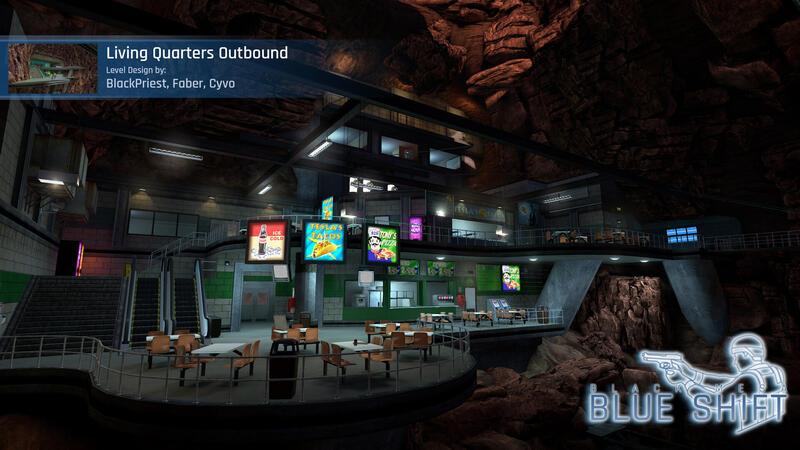 Первая глава Black Mesa: Blue Shift доступна для скачивания