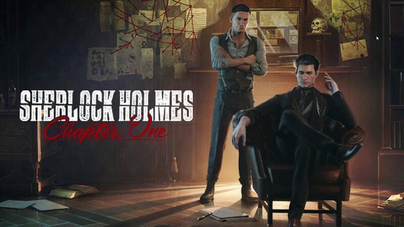 Первый официальный трейлер игры Sherlock Holmes: Chapter One