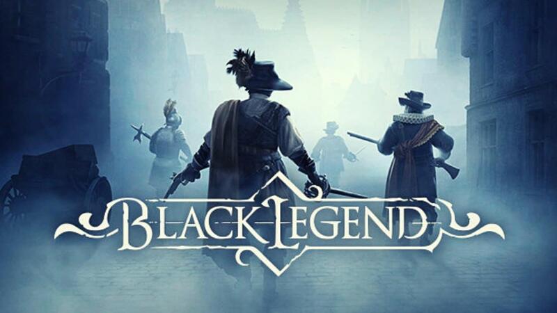 Пошаговая стратегическая ролевая игра Black Legend выходит 25 марта