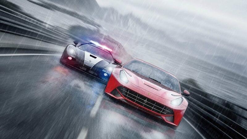 Следующая игра Need for Speed отложена