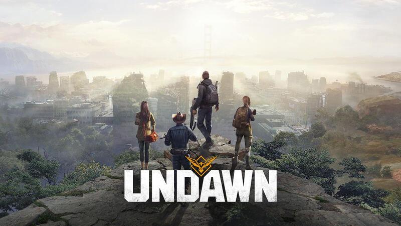 Tencent анонсирует новый кооперативный RPG-шутер на выживание в открытом мире - Undawn