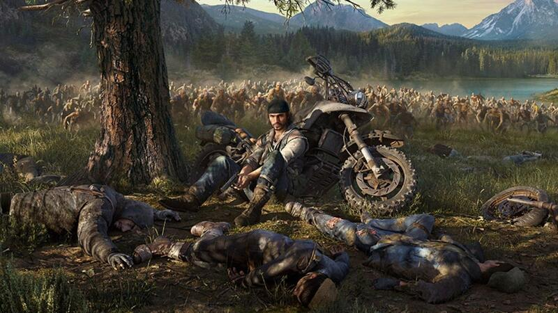 Days Gone выходит на ПК 18 мая, первый трейлер игрового процесса для ПК