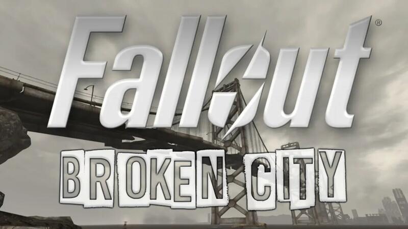 Fallout: Broken City - новый мод размером с DLC для Fallout New Vegas