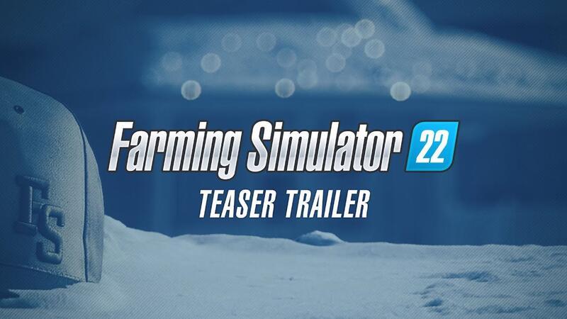 Farming Simulator 22 выйдет на ПК в 4 квартале 2021 года